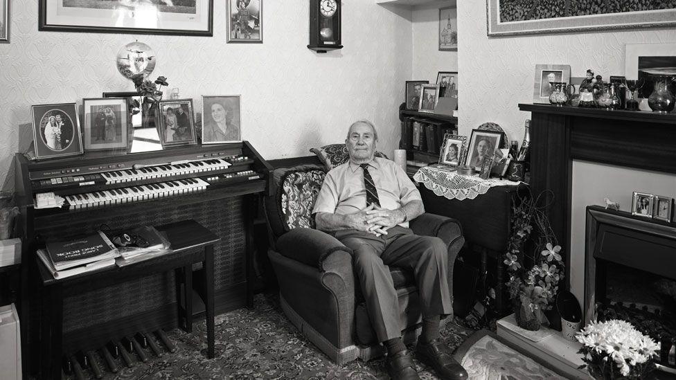 Emlyn, from Quiet Heroes, 2012 © Ken Griffiths