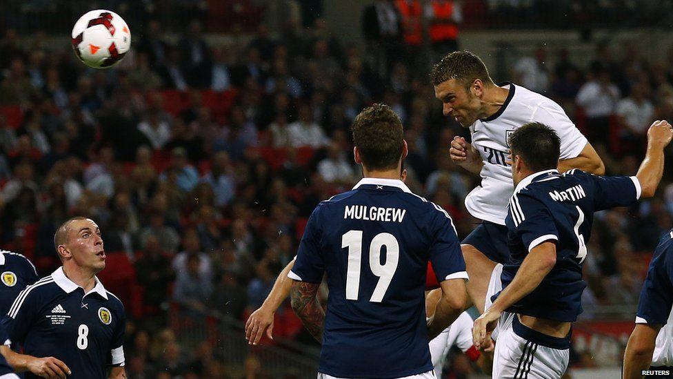 England Scotland game