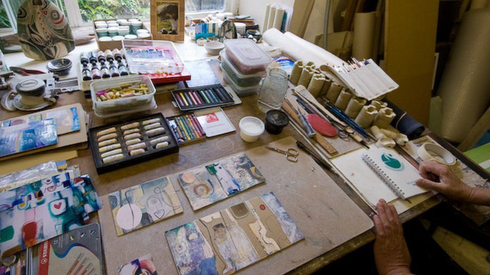 Stiwdio artist