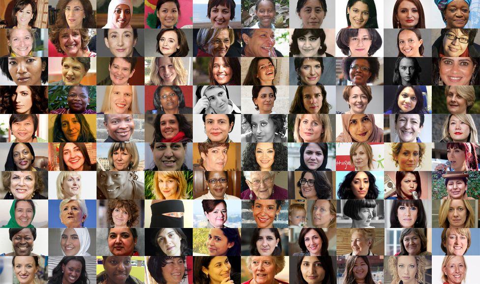 The BBC 100 Women