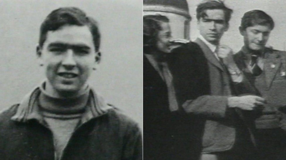 A young Denis Healey, and his Oxford years