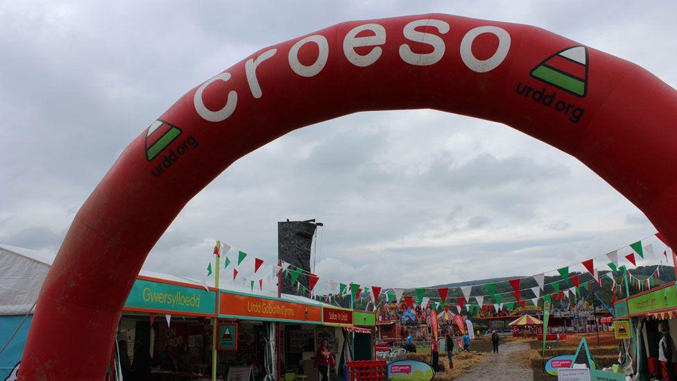 Croeso