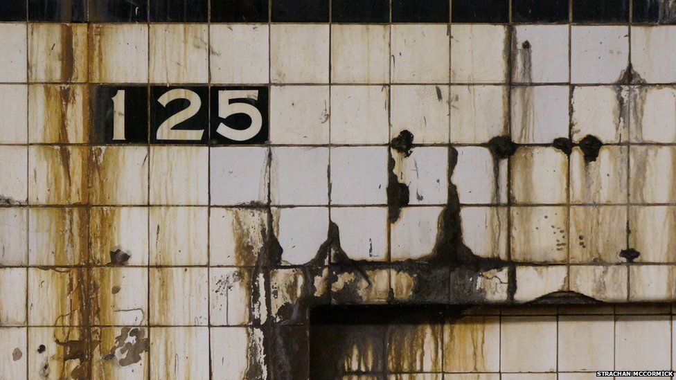125th street subway station, New York City