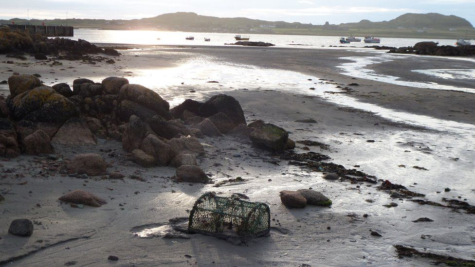 Low tide at Fionnphort