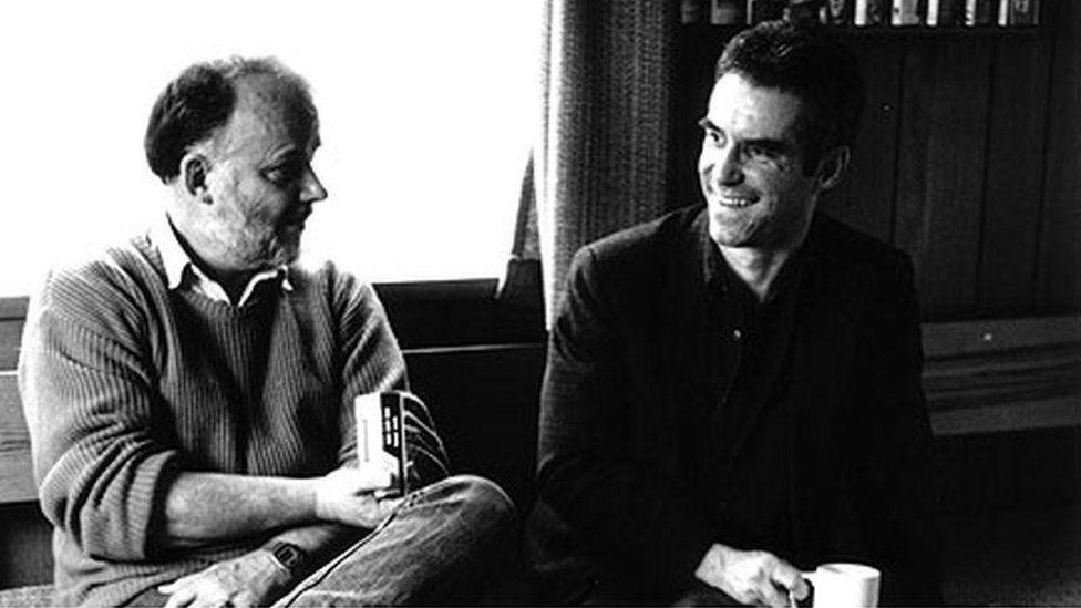 Rhys Mwyn a John Peel