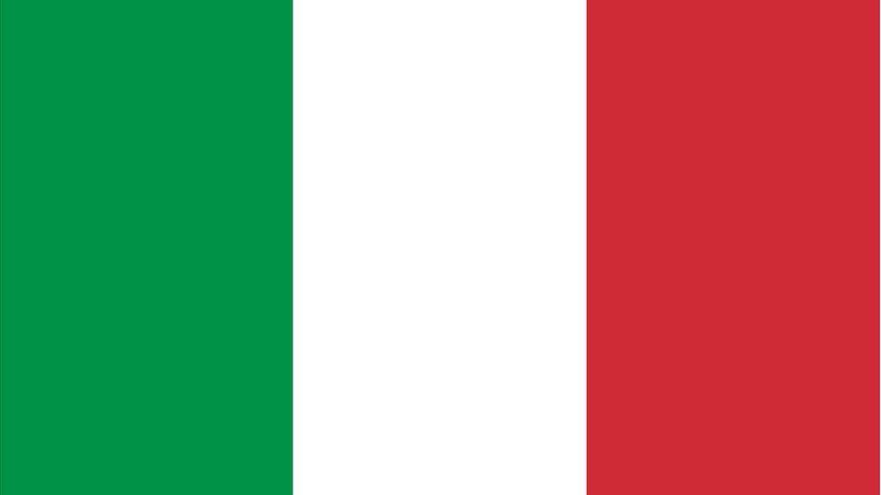 Yr Eidal. // Italy.