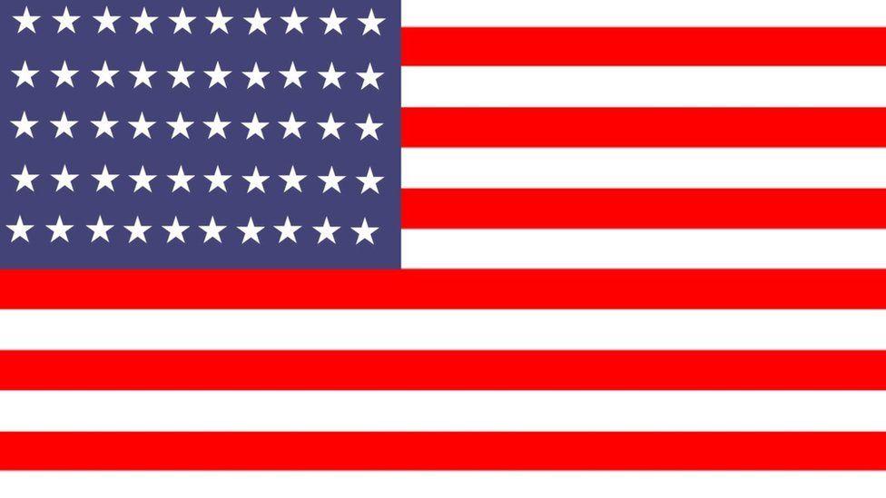 Yr Unol Daleithiau. // The United States.