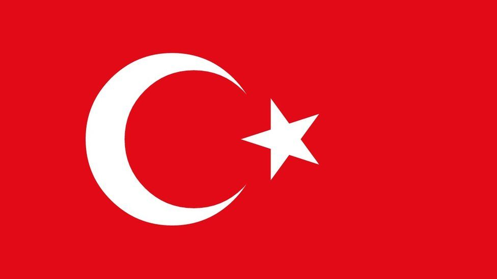 Twrci. // Turkey.