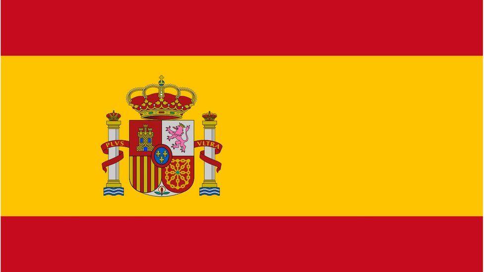 Sbaen. // Spain.