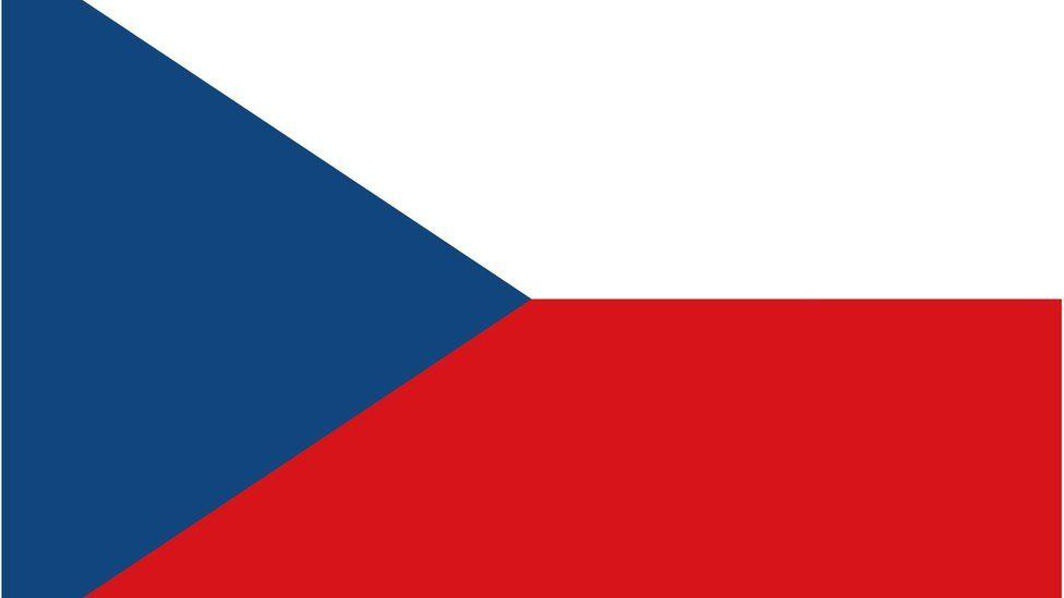 Y Weriniaeth Tsiec. // Czech Republic.