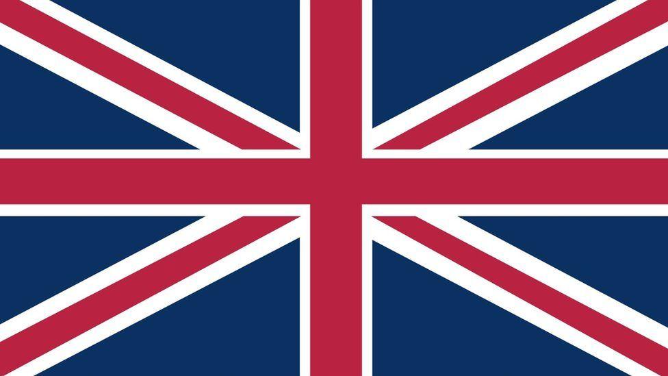 Y Deyrnas Unedig. // The United Kingdom.