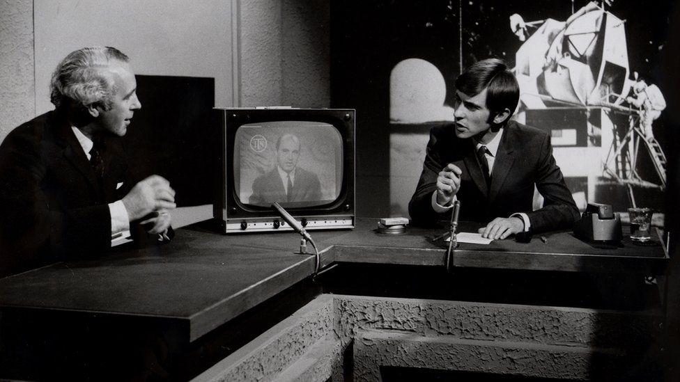1969. Dyn ar y lleuad ar Y Dydd