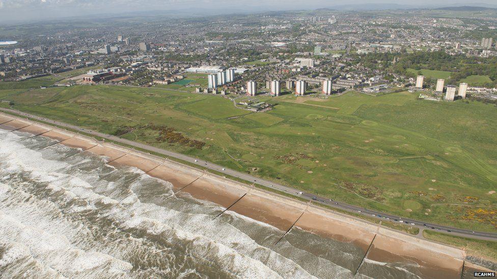 King's Golf Course, Aberdeen