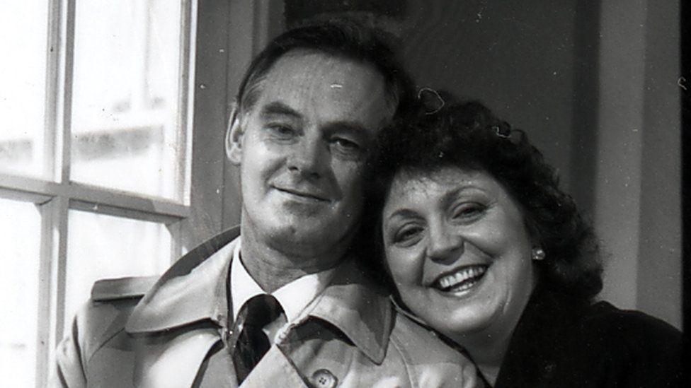 Stan a Doreen Bevan
