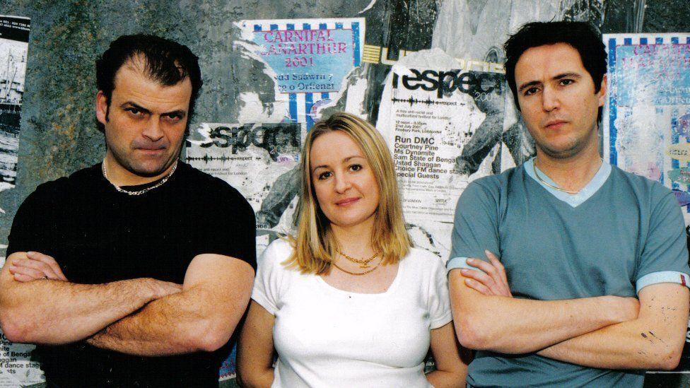 Brandon, Britt a Garry Monk