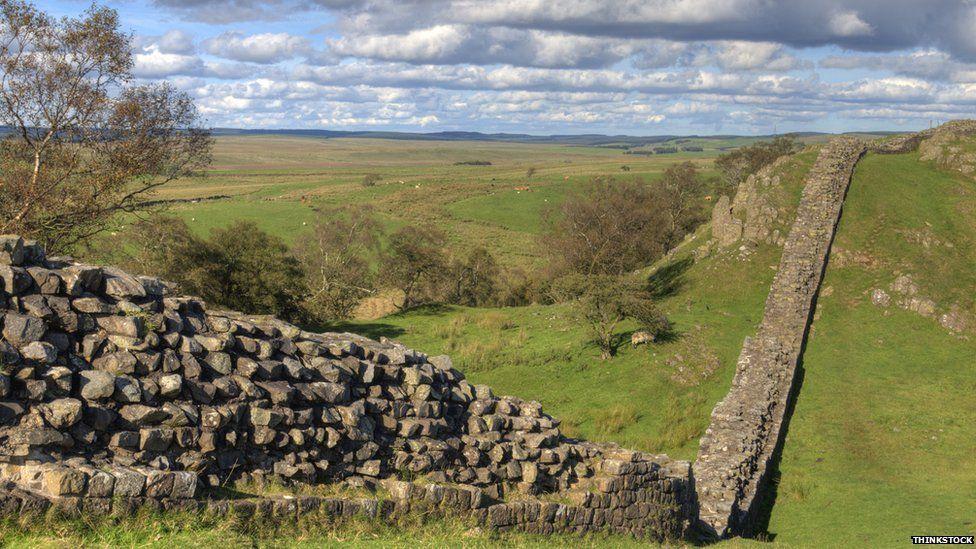 Hadrian's Wall Waltown Craggs