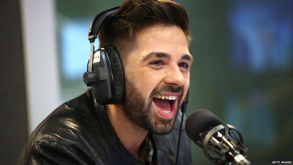 Ben Haenow won X Factor in 2014