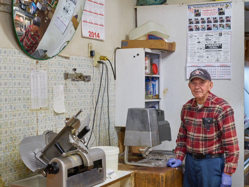 Ebby - worked at that shop for 56 years