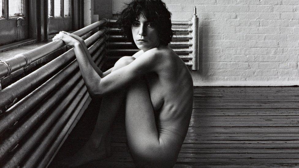 Patti Smith (1976), by Robert Mapplethorpe