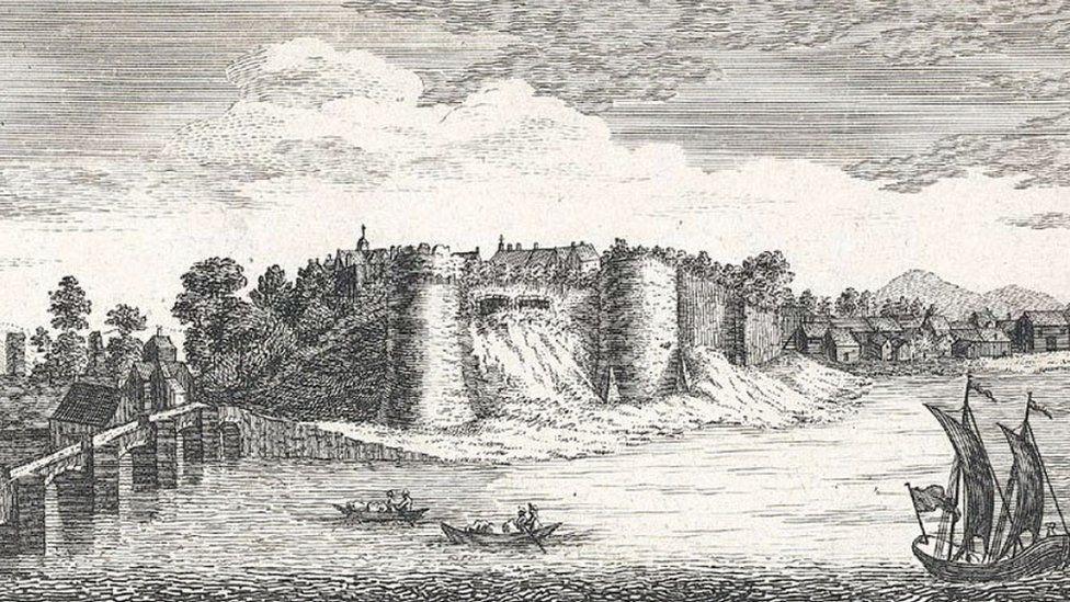 Castell Aberteifi