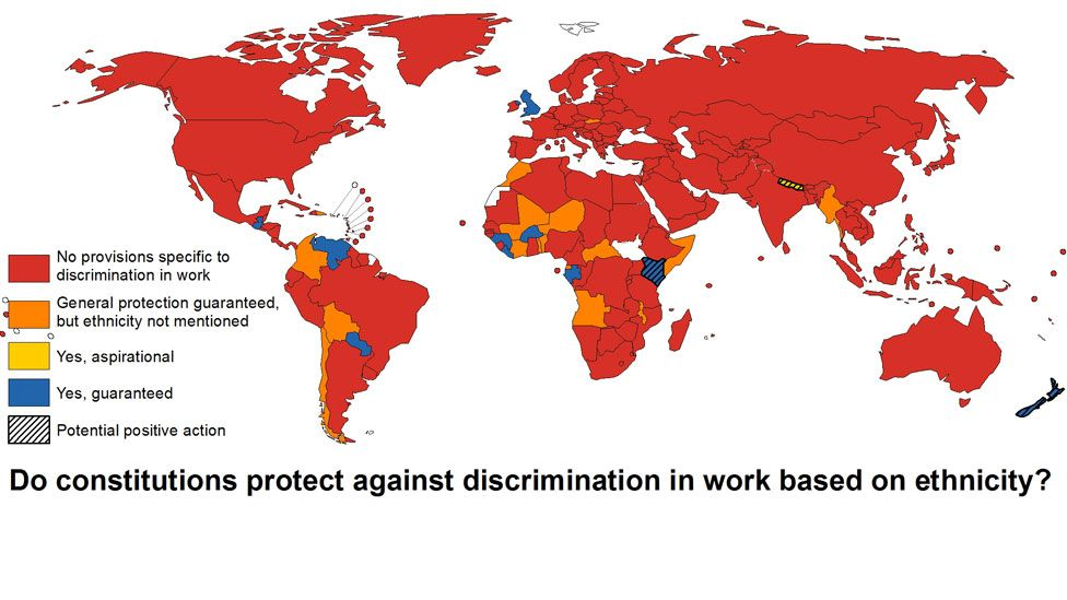 Ethnic discrimination laws