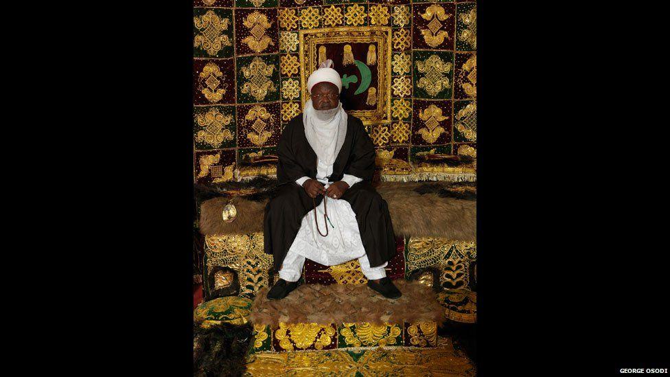 Alhaji Abdulmumini Kabir Usman The Emir of Katsina