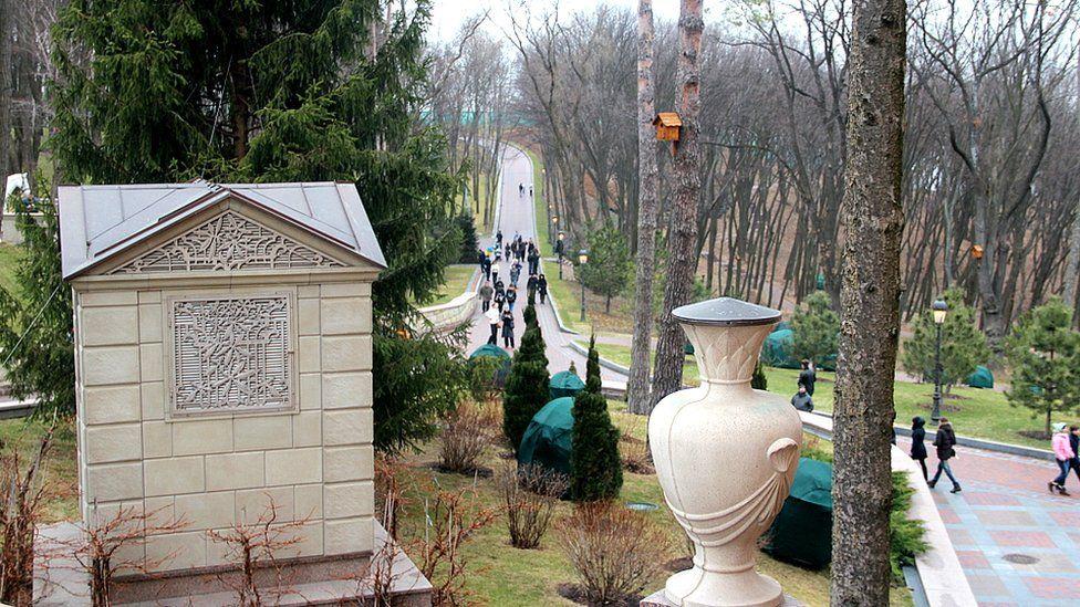 Estate of Viktor Yanukovych