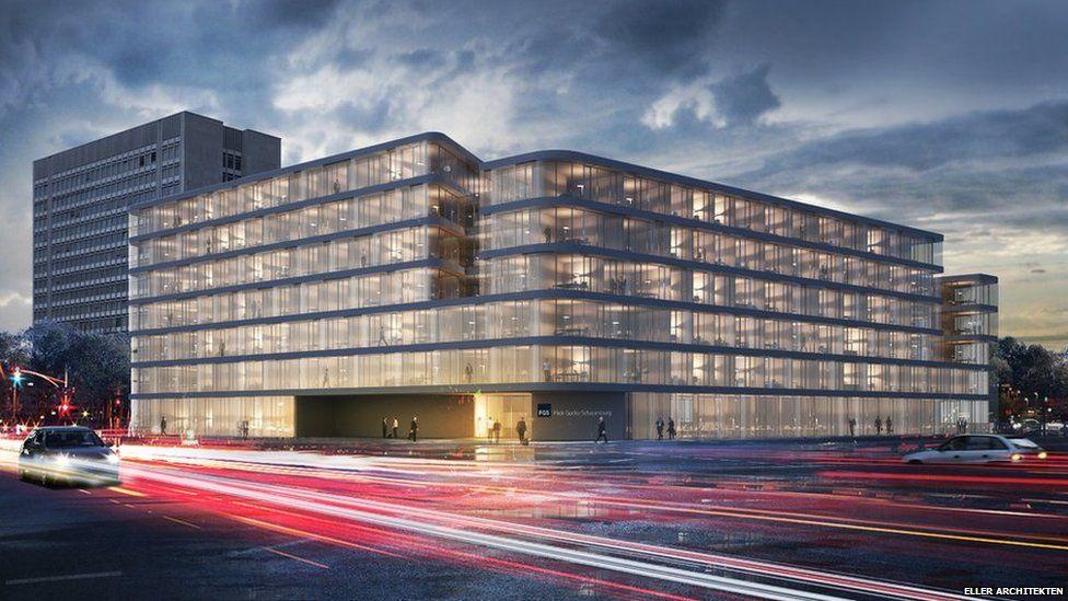 Gocke Schaumburg campus concept design