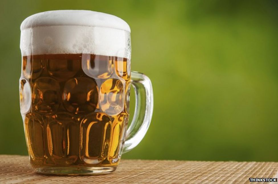 The return of the dimpled pint glass