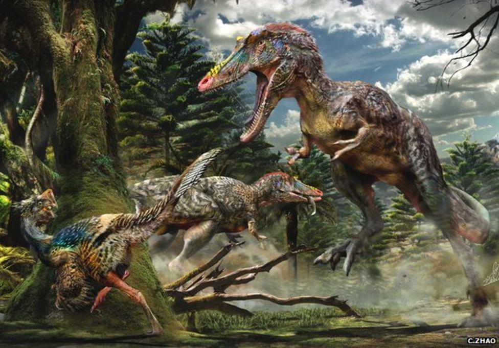 New Tyrannosaur named 'Pinocchio rex'