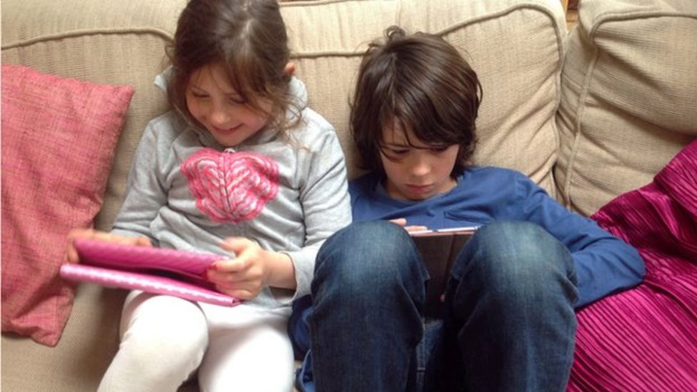 Do we need to rescue our kids from the digital world?