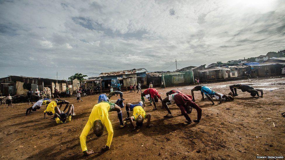 Yoga in Sierra Leone