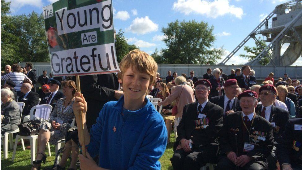 Raffi Mills, aged 10, from Lymington