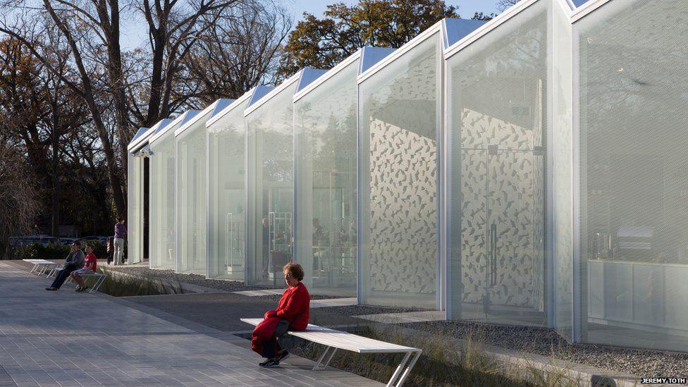 Christchurch Botanic Gardens Centre, New Zealand