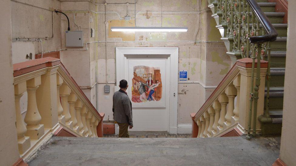 Peter Wachtler - Untitled, 2013, at Liverpool Biennial