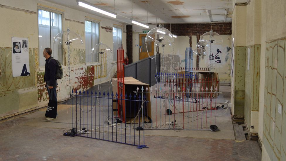Strautcherepnin - A Metaphysical Store at Liverpool Biennial