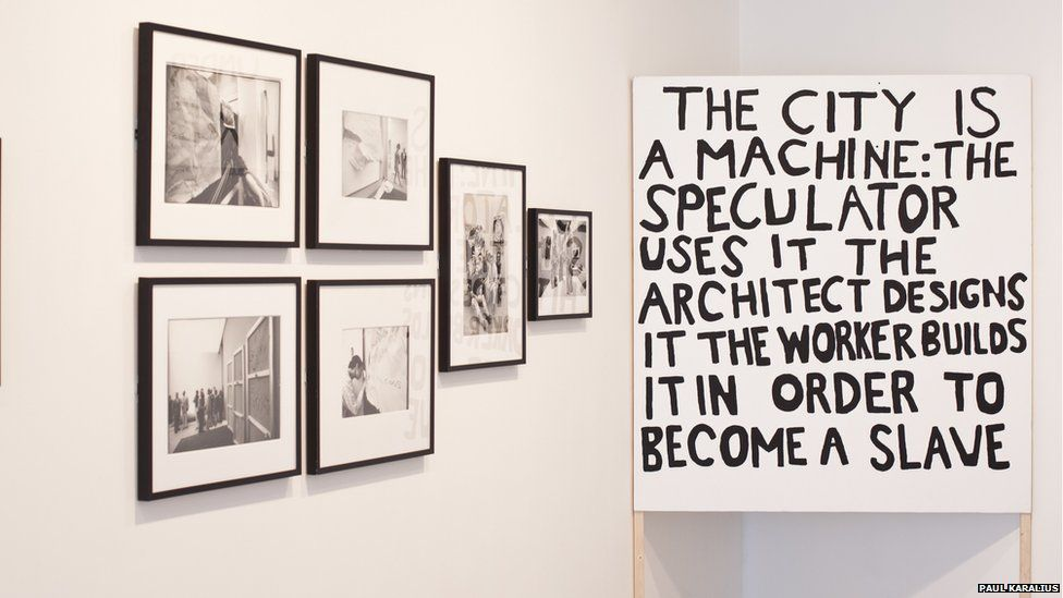 Not All Documents Are Records: Photographing Exhibitions As An Art Form. Open Eye Gallery, Liverpool