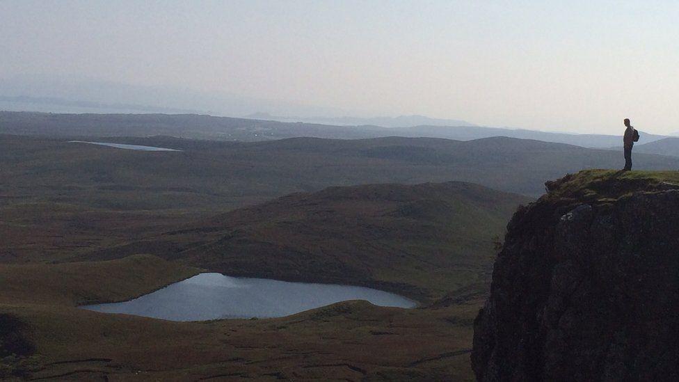 Quiraing on the Isle of Skye