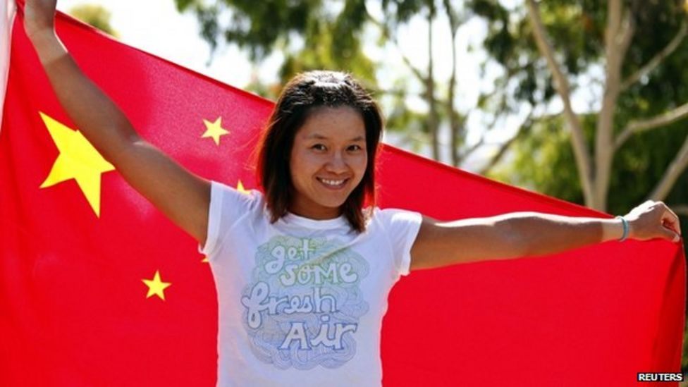 Li Na: China's trailblazing tennis star