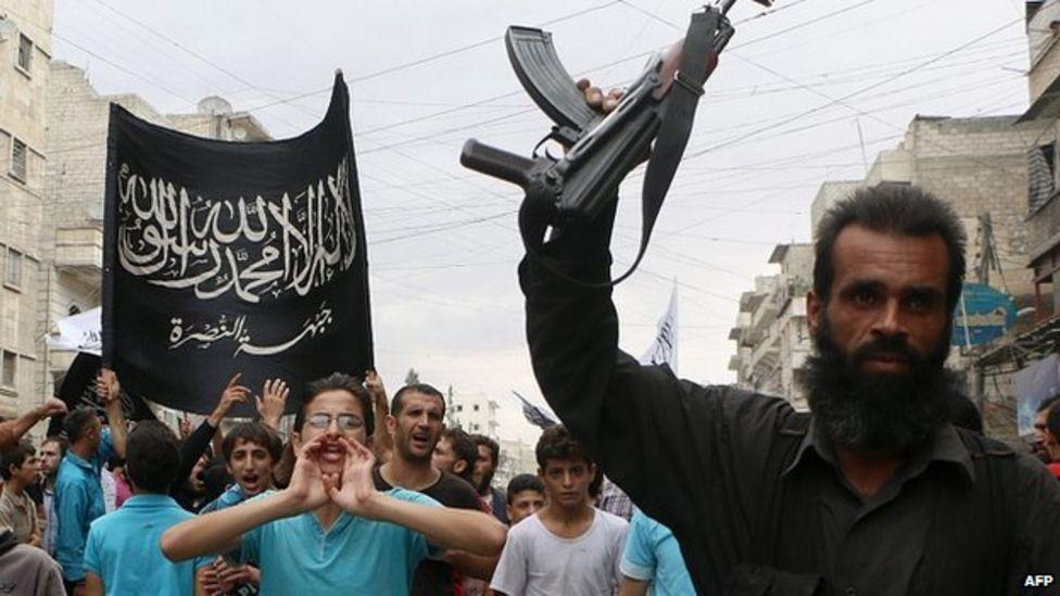 Islamic State crisis: Al-Nusra issues threat over air strikes