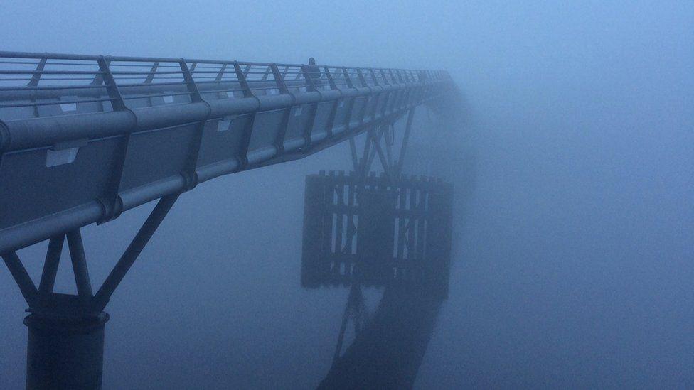 Bridge over the River Clyde