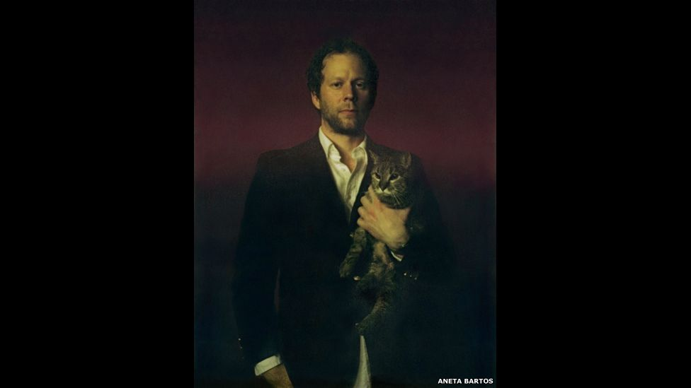 Sir Luttrell and his Blind Cat