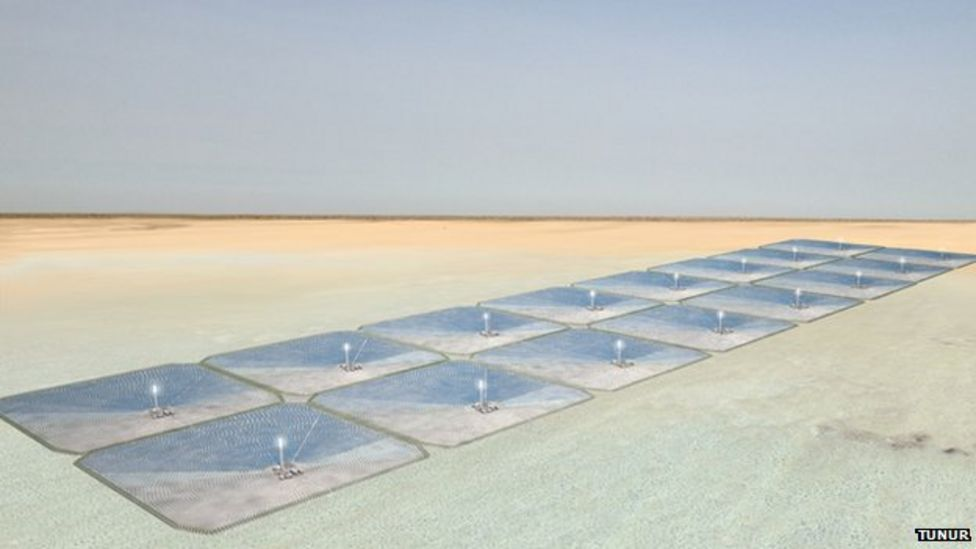 Cheap African solar energy could power UK homes in 2018