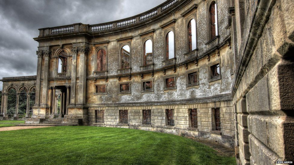 Witley Court In Worcestershire