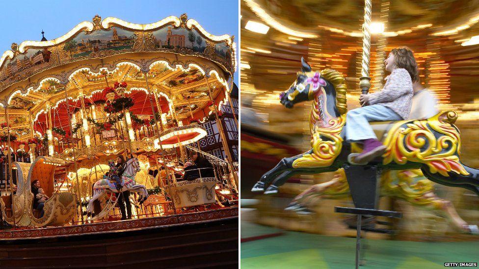 Carousel composite