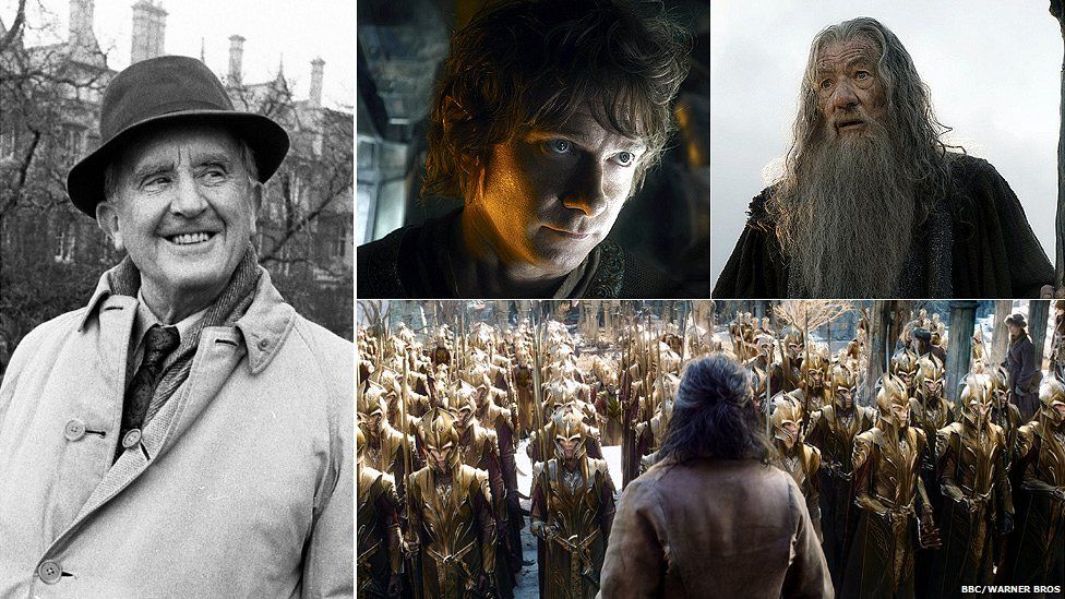 the hobbit connections to real life