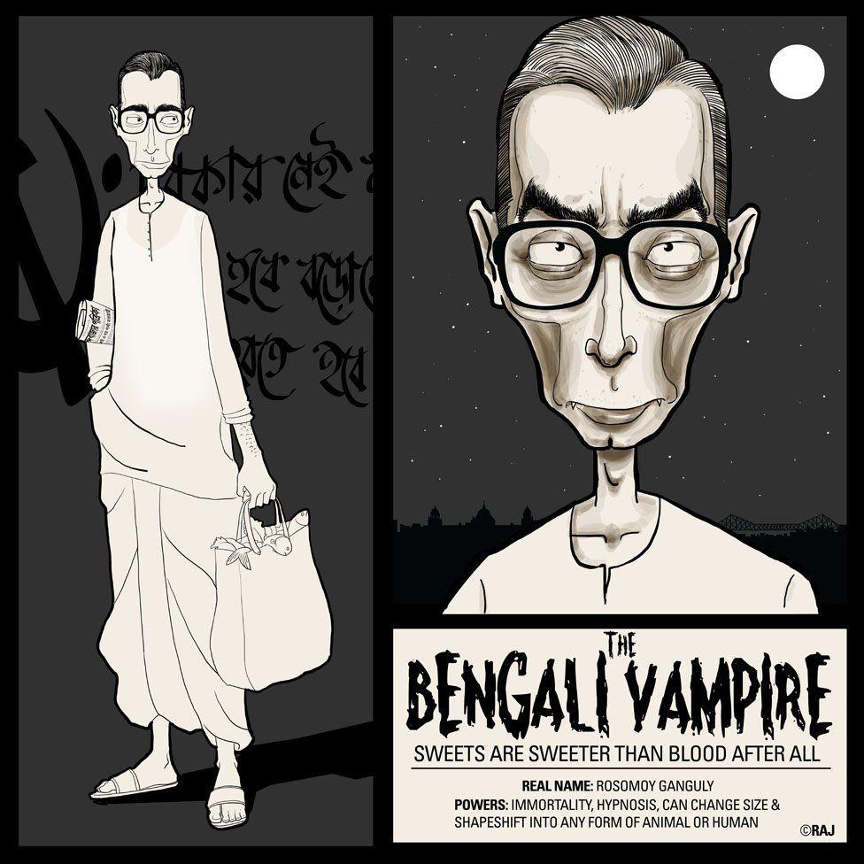 The Bengali Vampire
