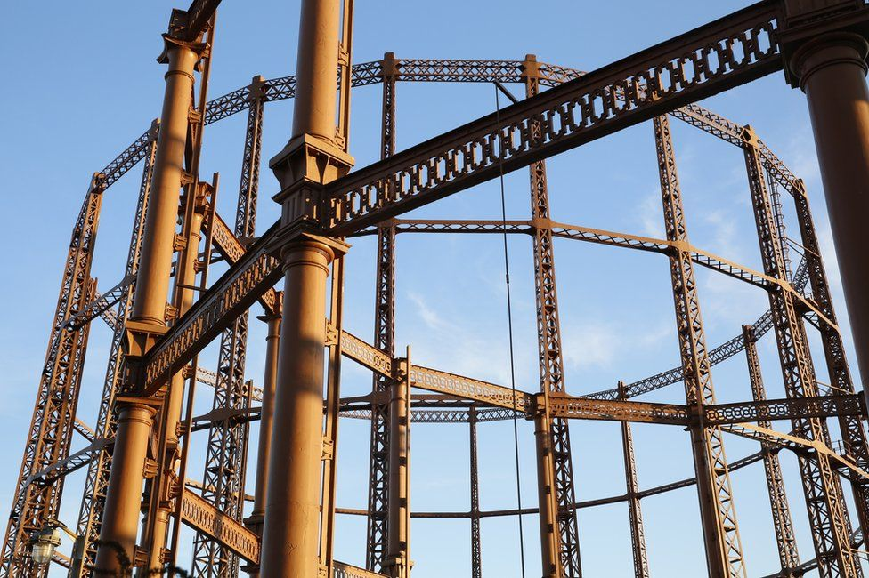 Bethnal Green Gas Holders