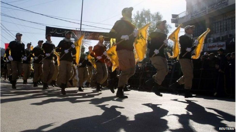 'Israel strike' kills Hezbollah men