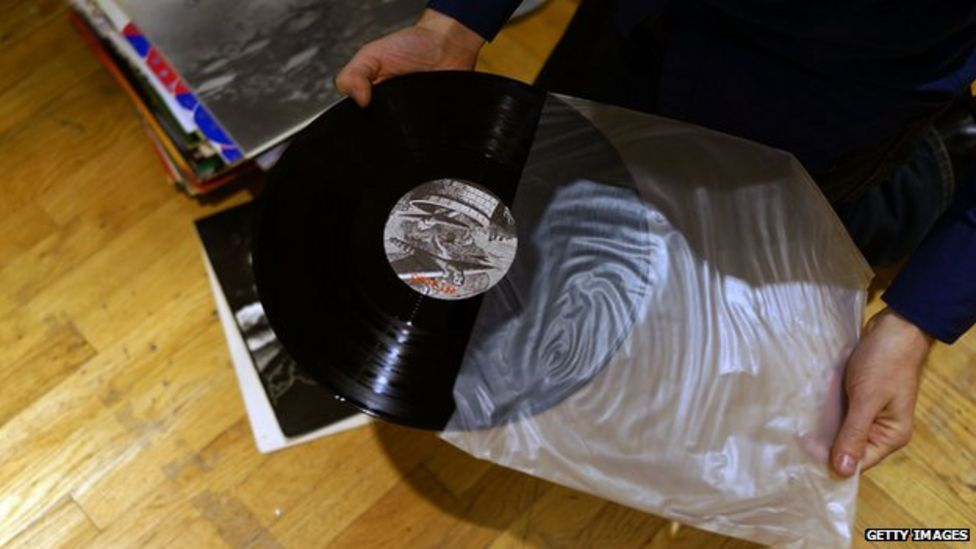 UK's first official vinyl chart launched as sales rise